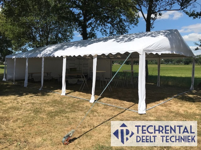 Opslag tent - Party tent